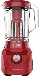 Liquidificador Robust LIQ411 Vermelho - Cadence