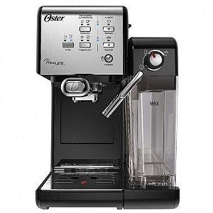 Cafeteira Espresso Oster PrimaLatte BVSTEM6701SS Black- Oster