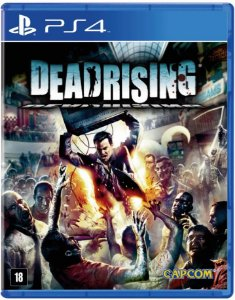 Jogo Deadrising Remastered - PS4