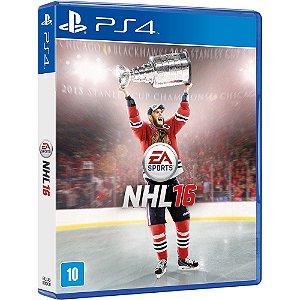Jogo NHL16 - PS4