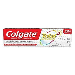 CREME DENTAL COLGATE TOTAL 12 CLEAN MINT 50GR