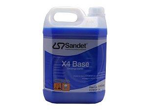 X4 BASE SANDET SOLUPA 5L