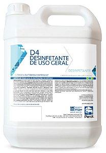 D4 DESINFETANTE FLORAL CITRUS PEROL 5L