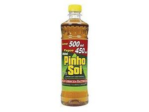 DESINFETANTE PINHO SOL ORIGINAL LV500PG450ML