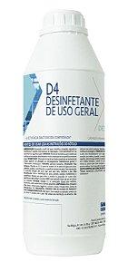 D4 DESINF FLORAL CITRUS PEROL 1L