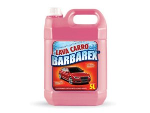 LAVA CARRO BARBAREX 5L