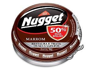 NUGGET PASTA MARROM 36GR