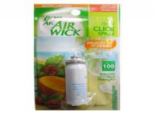 BOM AR CLICK SPRAY REFIL OCEAN TROPICAL 12ML