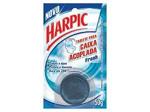 TABLETE CAIXA ACOPLADA HARPIC FRESH 50G