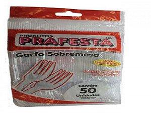 GARFO P/SOBREMESA PLAST PLASTFOOD [50UN]