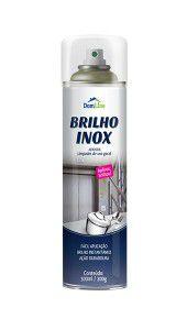 BRILHO INOX AEROSOL DOMLINE 300ML