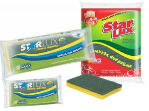ESPONJA STARLUX LV4PG3 SMARIA