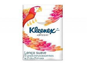 LENCO KLEENEX BOLSO MIST C/DIS 10UN