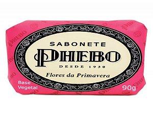 SABONETE PHEBO FLORES DA PRIMAVERA 90G