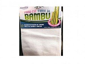 PANO PIA FIBRA DE BAMBU 29X29CM PANOSUL