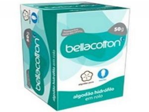 ALGODAO BELLA COTTON CAIXA 50G