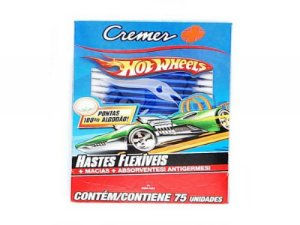 HASTES FLEXIVEIS CREMER HOTWHEELS 75UN CX