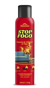 STOP FOGO ESPUMA DOMLINE 360ML