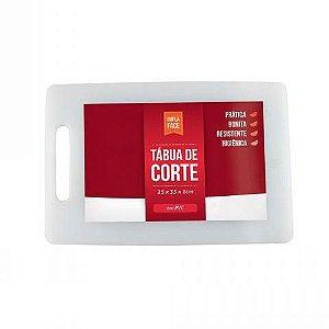 TABUA DE CORTE PVC 25X35X1CM CLINK