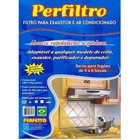 FILTRO P/EXAUSTOR/AR CONDICIONADO PERFETTO [1UN]