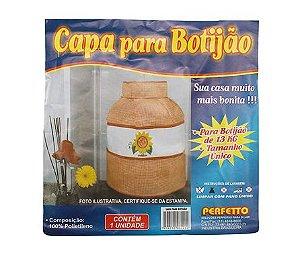 CAPA P/BOTIJAO LUXO PERFETTO