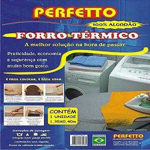 FORRO TERMICO PERFETTO 135X40CM