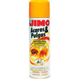JIMO ACAROS E PULGAS AERO 300ML