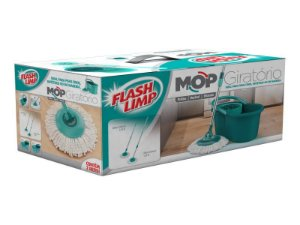 MOP GIRATORIO VERDE FLASH LIMP