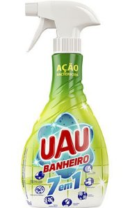 UAU BANHEIRO 7 EM 1