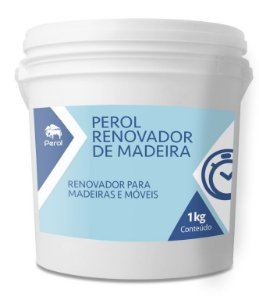 RENOVADOR DE MADEIRA PEROL 1KG