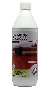 LIMPADOR W&W CONCENTRADO PARA MADEIRA 1L