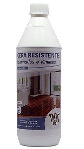 CERA W&W RESISTENTE LAMINADO E VINILICO 1L