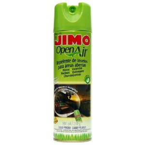 JIMO REPELENTE OPEN AIR PARA AREAS ABERTAS 300ML