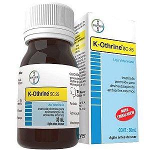 INSETICIDA K OTHRINE 30ML