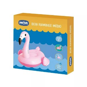 BOIA FLAMINGO MEDIA MOR