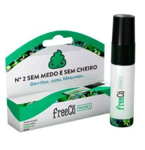 FREECO BLOQUEADOR DE ODORES ORIGINAL 15ML