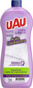 LIMPA PISOS UAU ACAO CLAREADORA 750ML