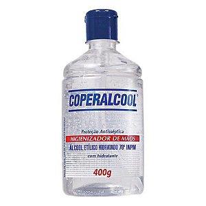 ALCOOL GEL 70 P/MAOS COPERALCOOL 400G