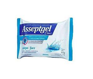 SABONETE ASSEPTGEL ANTIBAC ORIGINAL 85G