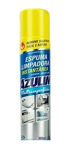 ESPUMA LIMPADOR INSTANTANEA AZULIM 300ML