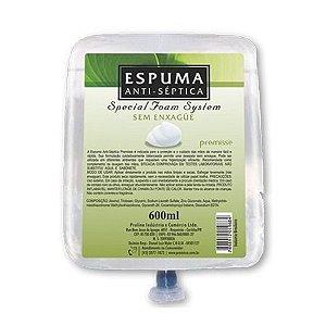 ESPUMA ANTISSEPTICA PREMISSE REFIL 600ML