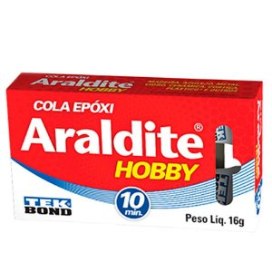 ADESIVO EPOXI ARALDITE HOBBY TEK BOND [16G]