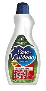 DESINFETANTE CASA E CUIDADO FLORAL 500ML
