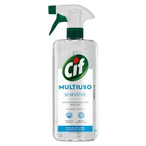 LIMP CIF MULTIUSO SENSITIVE PULVERIZADOR 500ML