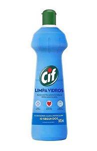 LIMPA VIDROS CIF SQUEEZE 500ML