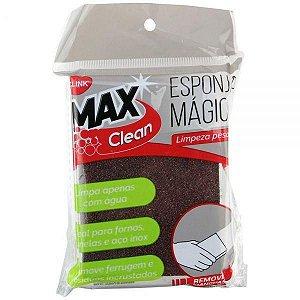 ESPONJA MAGICA MAX CLEAN LIMPEZA PESADA CLINK [UN]