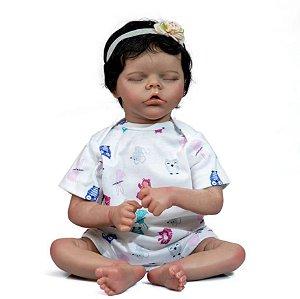 Bebê Reborn Maria Flor