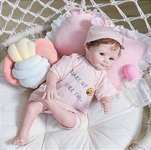 Bebê Reborn Maria Vitória