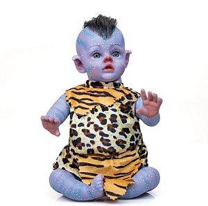 Bebê Reborn Avatar
