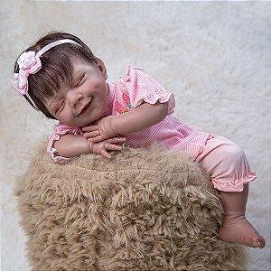 Bebê Reborn Letícia Eloá